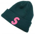 SUPREME×NEWERA(シュプリーム×ニューエラ)の古着「S Logo Beanie」|グリーン