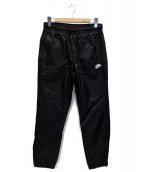 NIKE(ナイキ)の古着「ナイロンパンツ」|ブラック