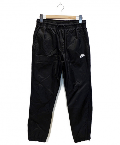 NIKE(ナイキ)NIKE (ナイキ) ナイロンパンツ ブラック サイズ:M 未使用品の古着・服飾アイテム