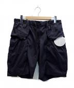 alk phenix(アルクフェニックス)の古着「zak shorts」|ブラック