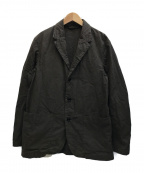 nestrobe confect(ネストローブ コンフェクト)の古着「3Bジャケット」 オリーブ
