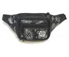 COOTIE(クーティー)の古着「プリントウエストバッグ」|ブラック