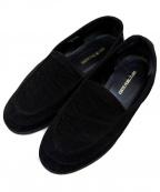 COOTIE(クーティー)の古着「Raza Loafer (Vibram)」|ブラック