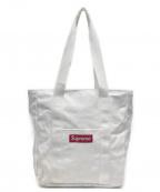 SUPREME()の古着「キャンバストートバッグ」 ホワイト