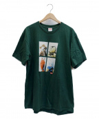 SUPREME()の古着「Mike Kelley Ahh…Youth! Tee」|グリーン