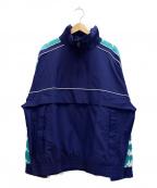 KAPPA(カッパ)の古着「コラボアノラック」|ネイビー