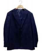 ()の古着「CANONICO2Bジャケット」 ネイビー