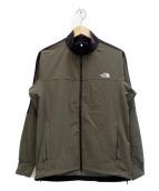()の古着「APEX Flex Jacket」|オリーブ