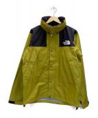()の古着「マウンテンレインテックスジャケット」|イエロー×ブラック
