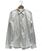 Maison Margiela 10(メゾンマルジェラ 10)の古着「フリルシャツ」 ホワイト