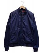 ()の古着「G9ハリントンジャケット」|ネイビー