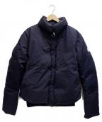 Pyrenex(ピレネックス)の古着「Saint Jean DeLuz Jacket French」|ネイビー