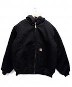 ()の古着「J140 Quilted Flannael Lined Fi」|ブラック
