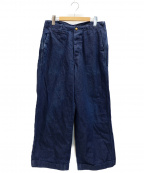 LEVIS VINTAGE CLOTHING(リーバイスヴィンテージクロージング)の古着「1920s Balloons Jeans」|インディゴ