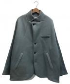 FUMITO GANRYU(フミトガンリュウ)の古着「VINTAGE MODERN JACKET」|グレー
