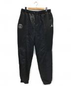 JORDAN(ジョーダン)の古着「PSG AIR JORDAN SUIT PANT」|ブラック