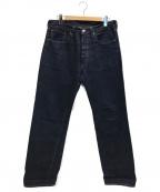 LEVIS VINTAGE CLOTHING(リーバイスヴィンテージクロージング)の古着「復刻.501XXデニムパンツ」|インディゴ