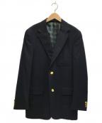 J.PRESS(ジェイプレス)の古着「金釦紺ブレザー」|ブラック
