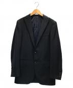 Brilla per il gusto(ブリッラ ペル イルグースト)の古着「ウールセットアップスーツ」|ネイビー