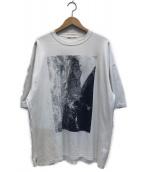 ()の古着「ビッグシルエットプリントTシャツ」|ホワイト