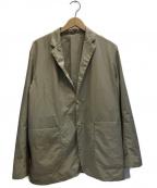 DESCENTE(デサント)の古着「MUSOU JACKET」 ベージュ