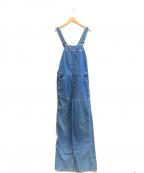 LEE(リー)の古着「[古着]80'Sヴィンテージオーバーオール」|ブルー