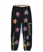 SUPREME(シュプリーム)の古着「Gonz Stars Sweatpant」|ブラック