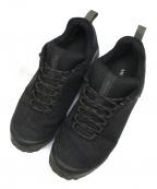 MERRELL(メレル)の古着「トレッキングシューズ」|ブラック