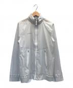 MAMMUT(マムート)の古着「Lightweight HS Hooded Jacket A」 ホワイト