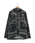 ()の古着「ノベルティドットショットジャケット」|ブラック