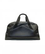 GLOBE-TROTTER(グローブトロッター)の古着「レザーボストンバッグ」|ブラック