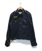 Denim & Supply Ralph Lauren(デニム&サプライ ラルフローレン)の古着「ジャケット」|ネイビー