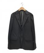 UNITED ARROWS(ユナイテッドアローズ)の古着「UASBシティPE/TWL2Bジャケット」|ブラック