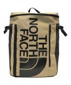 THE NORTH FACE(ザ ノース フェイス)の古着「BCヒューズボックス2」 ベージュ×ブラック