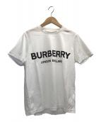 ()の古着「ロゴプリントTシャツ」 ホワイト