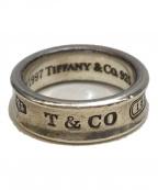 TIFFANY & Co.(ティファニー)の古着「ヴィンテージシルバーリング」