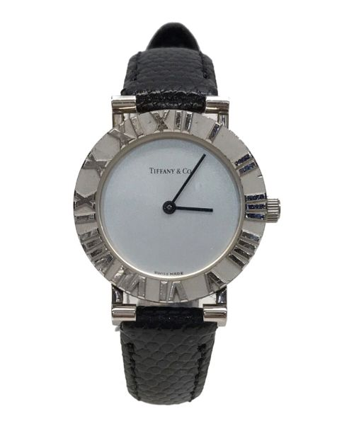 TIFFANY & Co.(ティファニー)TIFFANY & Co. (ティファニー) アトラス腕時計の古着・服飾アイテム
