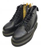 studio seven(スタジオ セブン)の古着「別注Marten Boots」 ブラック