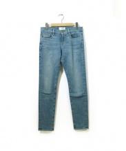 FRAME DENIM(フレームデニム)の古着「デニムパンツ」|インディゴ