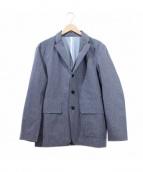 DESCENTE ALLTERRAIN(デサント オルテライン)の古着「ジャケット」 グレー