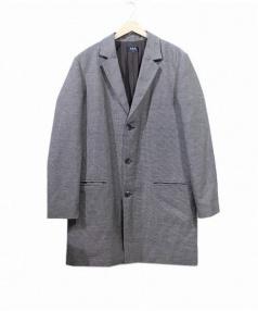A.P.C.(アーペーセー)の古着「チェスターコート」|ブラウン