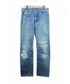 LEVIS(リーバイス)の古着「505ヴィンテージデニムパンツ」|インディゴ