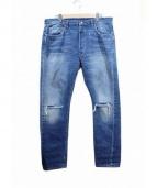 LEVI'S VINTAGE CLOTHING(リーバイスヴィンテージクロージング)の古着「66年モデルデニムパンツ」|インディゴ