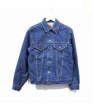 LEVIS(リーバイス)の古着「70's 70505/デニムジャケット」|インディゴ