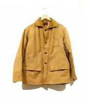 WESTERN FIELD(ウエスタンフィールド)の古着「ヴィンテージハンティングジャケット」|キャメル