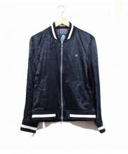 GUILD PRIME(ギルドプライム)の古着「ボンバージャケット」|ブラック