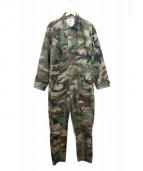SUPREME(シュプリーム)の古着「つなぎ/オールインワン/フライトスーツ」 カーキカモ
