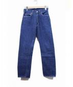 LEVIS(リーバイス)の古着「ヴィンテージデニムパンツ」|インディゴ