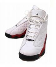 NIKE AIR JORDAN(ナイキ エアジョーダン)の古着「Air Jordan 13 OG(GS) Retro」 ホワイト