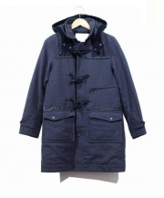 White Mountaineering(ホワイトマウンテニアリング)の古着「WOOL COTTON HOUNDS TOOTH PATTE」|グレー